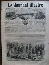LE JOURNAL ILLUSTRE 1868 N 225 LES FUSILS CHASSEPOT