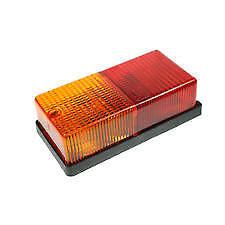 NEW 1 x  Rear 4 Function Trailer Board Caravan Combi Lamp Light  Towing  MP010