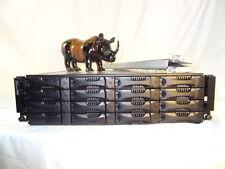 Equallogic Dell PS4000E 32TB 16 x 2TB 7.2K SATA Dual Controller RPS Railkit