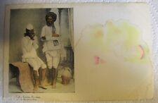 NATIVE COOLIES Antique TRINIDAD Postcard
