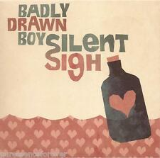 BADLY DRAWN BOY - Silent Sigh (UK 3 Tk CD Single Pt 1)