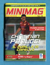 MINIMAG 2008-2009 N. 198 - CHRISTIAN PANUCCI - ROMA