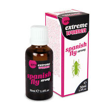 Spanish Fly Strong Extreme Women ERO 30ml Sex Libido Gold Super Enhancer for Her