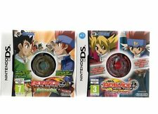 Rare ! BEYBLADE METAL FUSION + METAL MASTERS : Culte. Coffrets NEUFS  DS/3DS/2DS