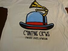 Counting Crows Somewhere Under Wonderland Album T Shirt New WithOut Tag Large R6