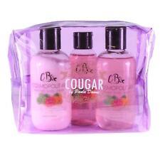 Women's Bath & Body Gift Set Body Wash Lotion Cream & Oil Cosmopolitan Cocktail