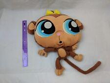 Hasbro Littlest Pet Shop MONKEY Pillow Plush Stuffed Animal