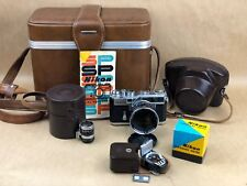 Nikon SP Rangefinder w/ 50mm F/1.1 External Mount - Gorgeous & Rare Camera Set