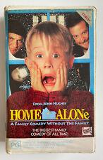 Home Alone [VHS] CBS Fox Video 1990 John Hughes Big Box Ex-Rental Tape!