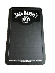 Jack Daniels ON7 Wooden Sign Picture Large Whiskey Chalk Board