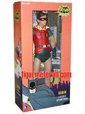 "Neca Batman 1966 ROBIN 18"" 1/4 Scale Action Figure Burt Ward DC Classic Series"