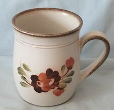 Denby Langley Brown Serenade Tall Mug 3 3/4""