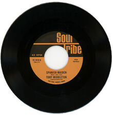 "TONY MIDDLETON  ""SPANISH MAIDEN""   CLASSIC NORTHERN SOUL / LATIN   LISTEN!"