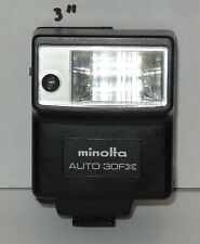 Minolta Auto 30FX Flash For SLR Film Camera