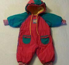 Baby Girl 3/6 Months Vintage Gymboree Snowsuit