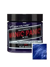 Manic Panic Hair Dye High Voltage Colour 118ml - Blue Moon