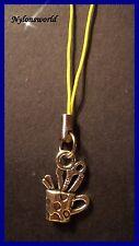 Pinseltopf Maler Handyanhänger Schlüsselanhänger Taschenanhänger NEU   (c103)