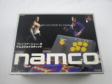 Namco Joy Stick Tobacco smell with box Playstation Japan Ver PS