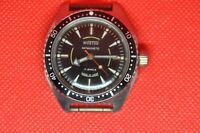 vintage military Soviet VOSTOK Wostok Amphibian Diver AntiMagnetic watch 2409a