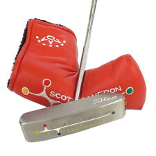 Nuevo Scotty Cameron Newport 2 Prototipo Studio Inoxidable Centro Eje Putter