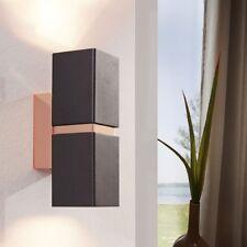 LICHT-TREND Campanillas ESTILOSO UP&DOWN Lámpara de pared/marrón, cobre