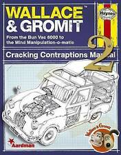 Wallace & Gromit: Cracking Contraptions Manual 2 (Haynes Manual)-ExLibrary