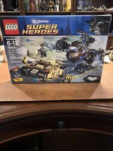 Lego DC Super Heroes 76001 The Bat vs. Bane Tumbler Chase New Factory Sealed Box