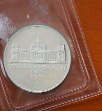 5 Mark Silbermünzen aus dem deutschen Kaiserreich