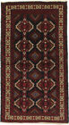 Lovely Unique Design Hand Knotted Baloch Rug Oriental Area Carpet 3X6