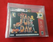 Conker's Bad Fur Day (Nintendo 64) VGA rated 85+