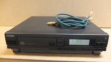 Philips CD 210 - CD-Player mit Hitachi SAX-102 Kabel - Sehr gut - High End Sound