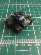 Micro Machines, Galoob, Ferrari Monster Truck, Good Condition, Free Postage