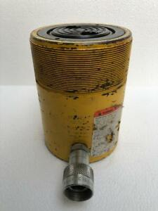 """ENERPAC RC 502 HYDRAULIC CYLINDER 50 TONS CAPACITY 2"""" STROKE (4)"""