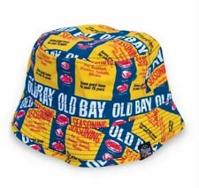 Old Bay Can Bucket Sun Hat - NEW
