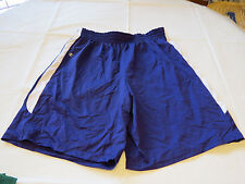 Holloway Athletic team M adult mens adult shorts 1 pair purple NWOT
