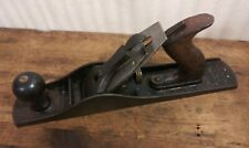 Early Stanley Bailey no. 5 jack plane Stanley Rule & Level