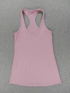 LuluLemon Fitness Running Yoga Tank (Womens Size 6) Pink