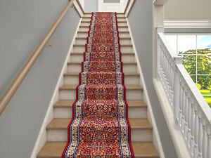 Marash Luxury Collection 25' Stair Runner Rugs Stair Carpet Runner with 336,000