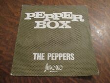 45 tours THE PEPPERS pepper box