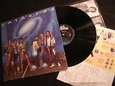 THE JACKSONS - Victory - 1984 Vinyl 12'' Lp./ VG+/ R&B Soul Pop Rock AOR