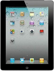 Apple iPad 2 64Go WiFi+Cellular Noir parfait état Reconditionné A.A678