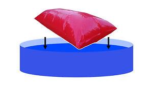 EPSS XXL Pool Luftkissen - 2x2,5m 2x4m Poolkissen Winterkissen Poolpolster Groß