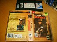 Django - 1966 Pre Cert Polygram RARE VHS IMPORT 'Franco Nero' Spaghetti Western