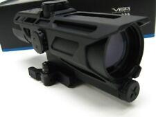 NcStar VSTM3940GV3 Tactical Gen3 Mark III 3-9X40mm Mil-Dot Rifle Scope Mount
