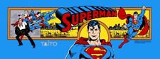 Superman Arcade Marquee – 26″ x 8″