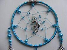 HIPPOCAMPE & Conch Shell Mini Dreamcatcher Cadeau Dream Catcher cadeau d'anniversaire
