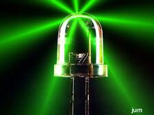20x grün 10mm LED 30.000mcd 8°