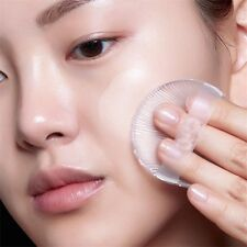 *US SHIP* 1 pack soft clear silicone gel makeup sponge Cosmetic puff Applicator
