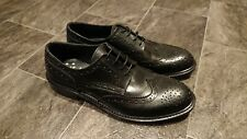 MEN'S VERO CUOIO FABRICA VENI SHOES HAND MADE ENTIRELY  SIZE UK 8 EUR 42