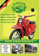 DDR Zweiradstars - Simson  (NEU & OVP)